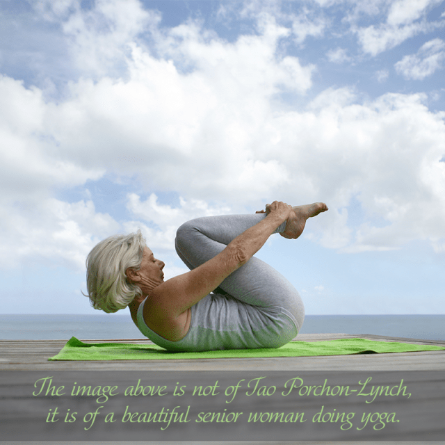 #BrilliantBabe: World's Oldest Yoga Teacher Täo Porchon-Lynch