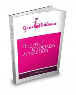 The 3 A's of Effortless Attraction