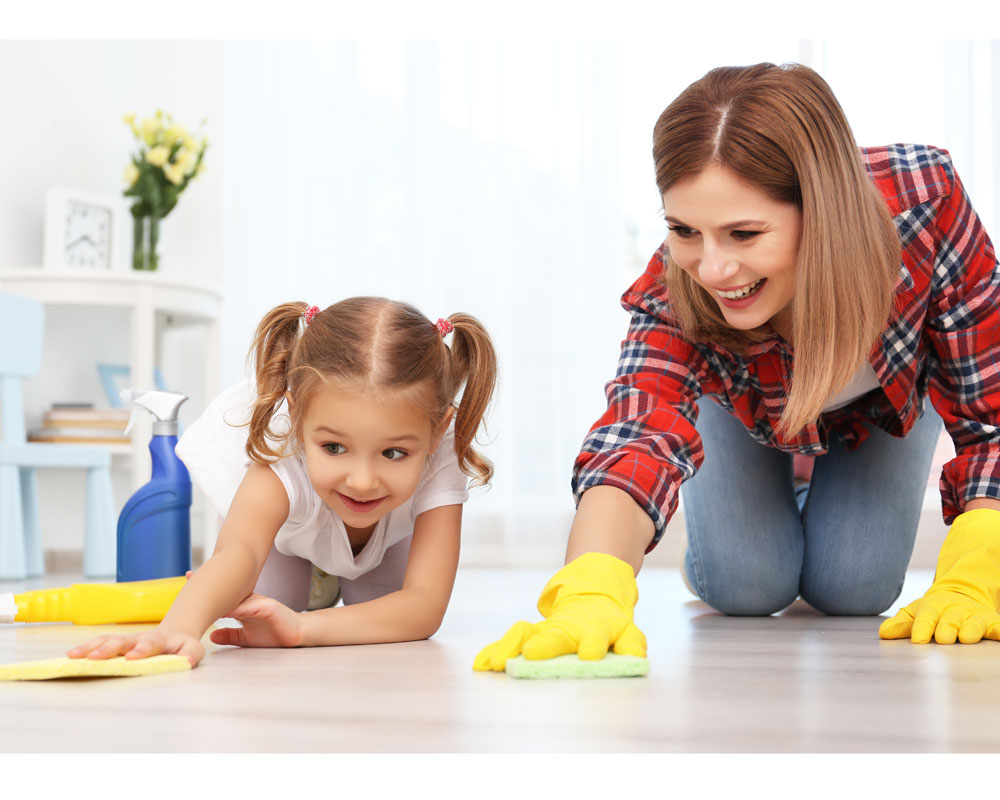 Better than Bleach: Kid-Friendly Household Cleaners