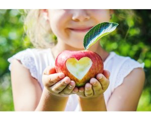 teach kids about love