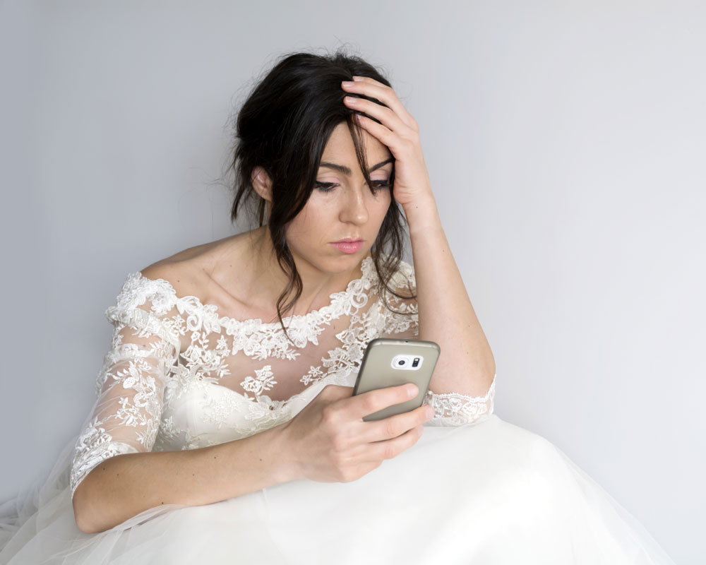 """He Broke Up with Me … On My Wedding Day"""