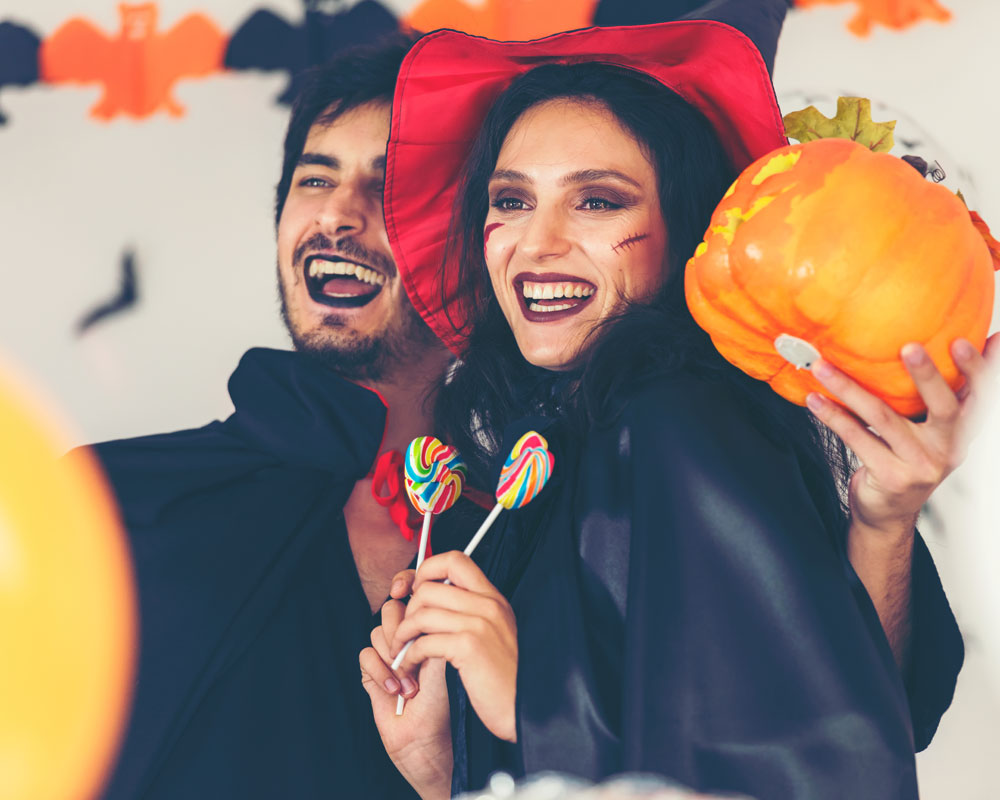 Bring the Magic of Halloween to Your Relationship Every Day