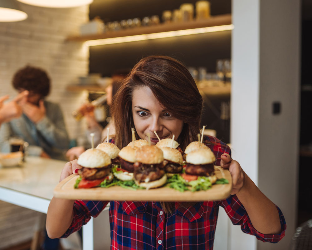 Can't Kick the Fast Food Habit? You're Not the Only One