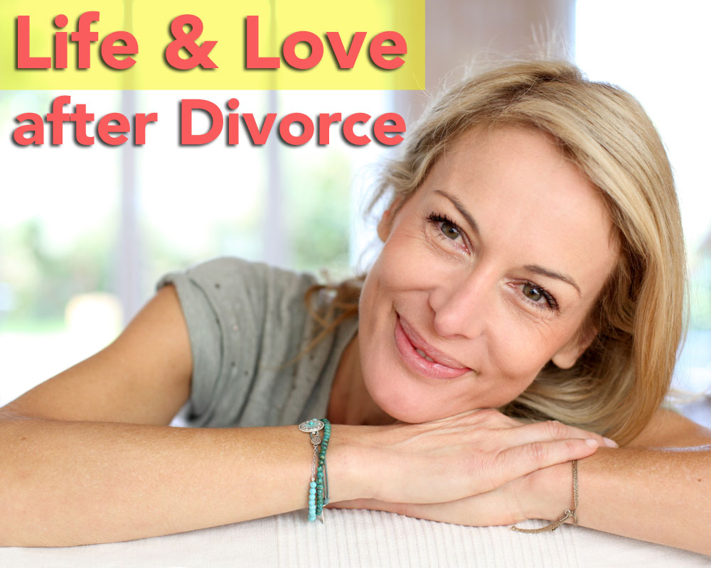 Life & Love after Divorce – Laughing at It All with Nathy Gaffney