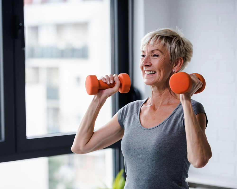 Fit and Fabulous at Any Age with Tina Margaris