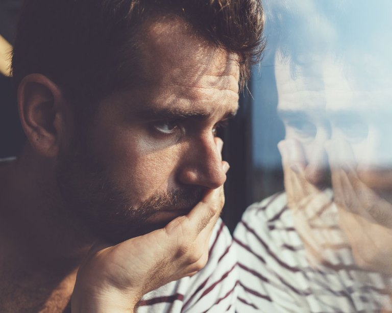 why men wont talk about their feelings