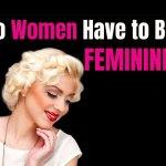feminine woman