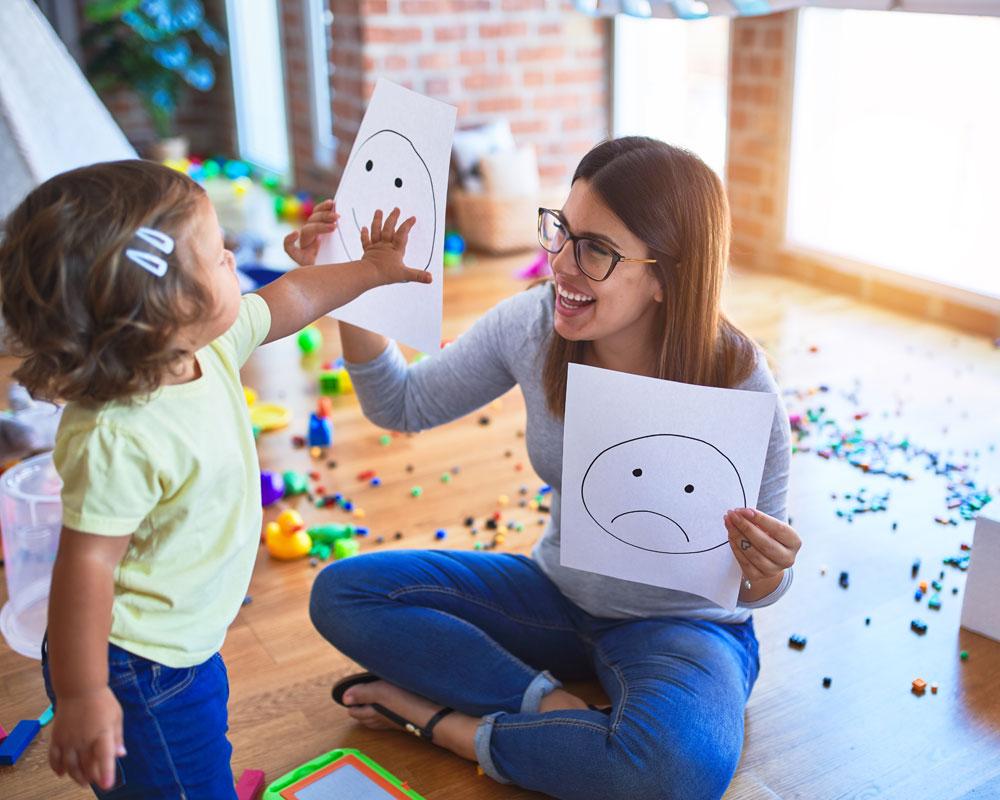 Raising an Emotionally Intelligent Child – Brittney-Nichole Connor-Savarda