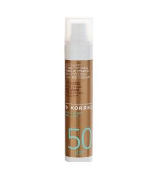 Korres Antiaging Antispot Sunscreen SPF 50