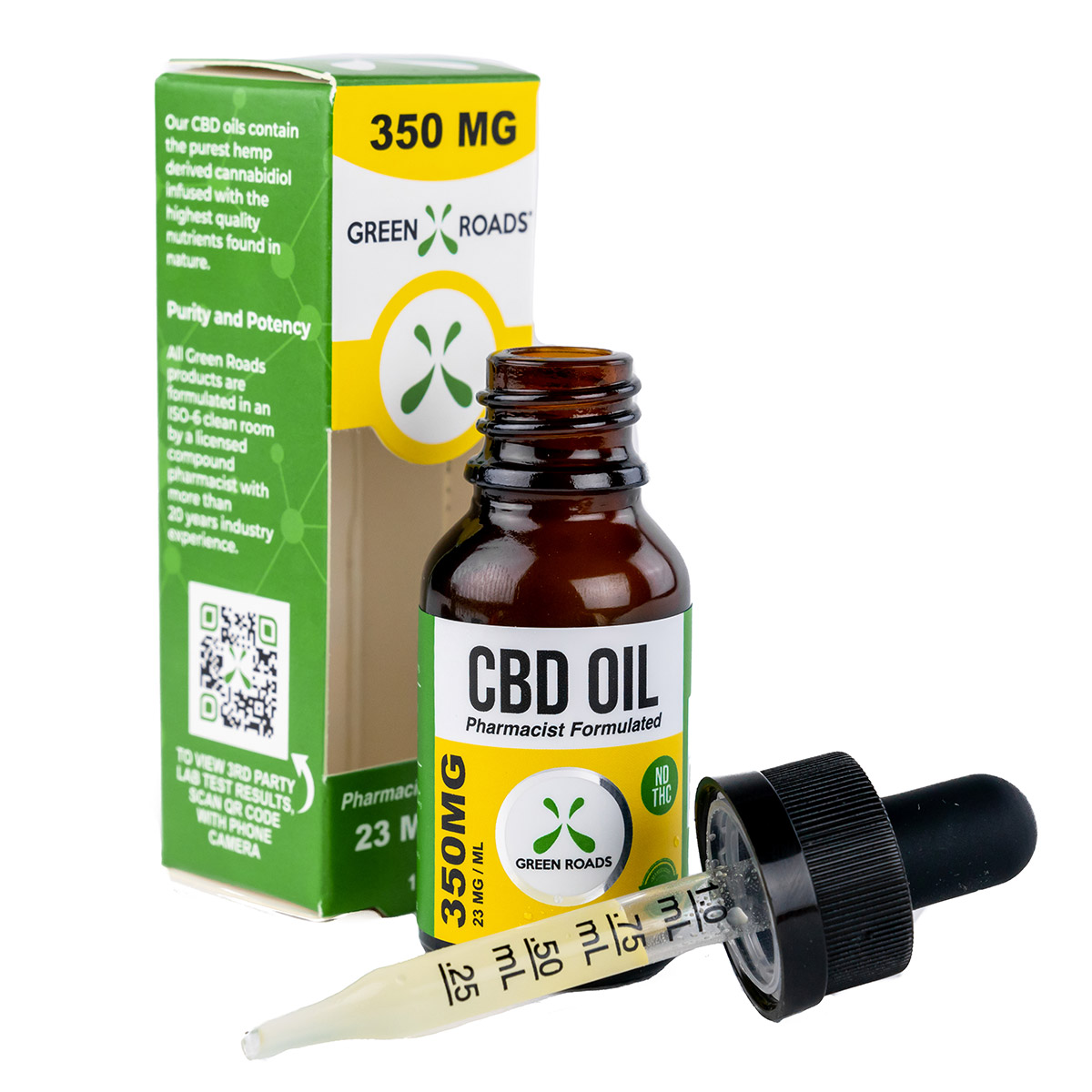 CBD Oil 350 MG $53