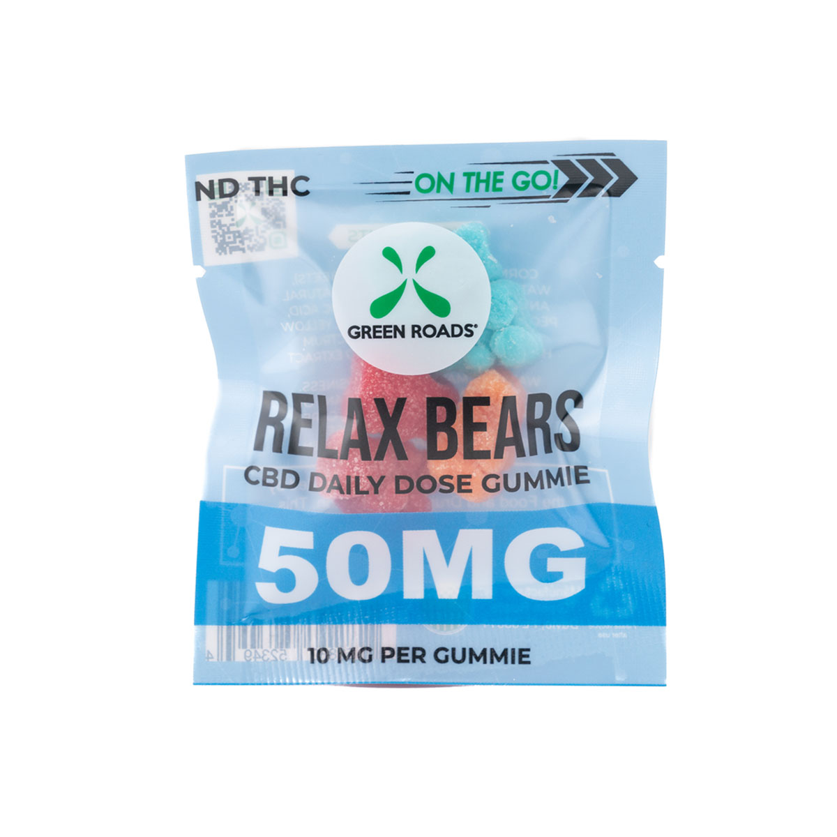 50 MG Relax Bears (2 Doses) $8