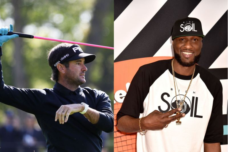 Why pro athletes are flocking to CBD, from Lamar Odom to Bubba Watson