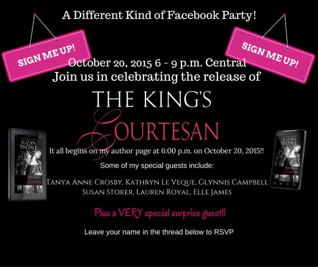 A Different Kind of Facebook Party!-8