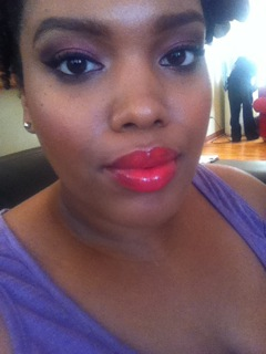 Make-Up Moves: Getting Bright Lips Just Right