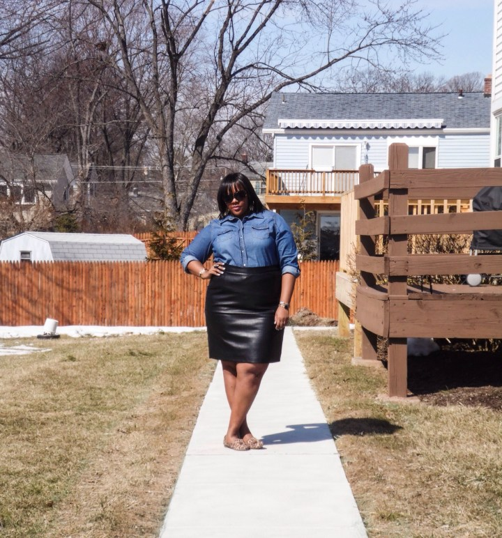 YCS Style Diary: Chambray My Way