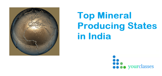 Top Mineral Producing States in India