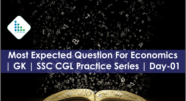 Most Expected Question For Economics | GK | SSC CGL Practice Series | Day-01
