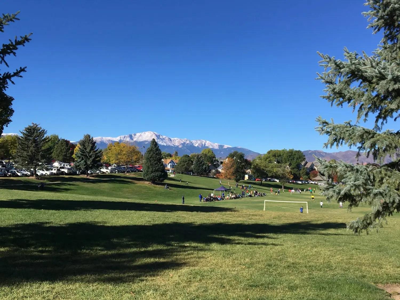 Parks in Colorado Springs  Colorado Real Estate Group