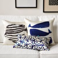CUTE PILLOW FRENZY! West Elm (Home Accessory Look ...