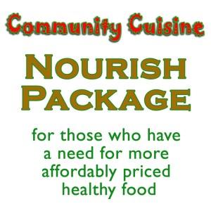 Nourish Package