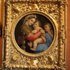 Madonna Of The Chair Sit Up Baby Della Seggiola Raphael Your Contact In Florence Pitti Palace
