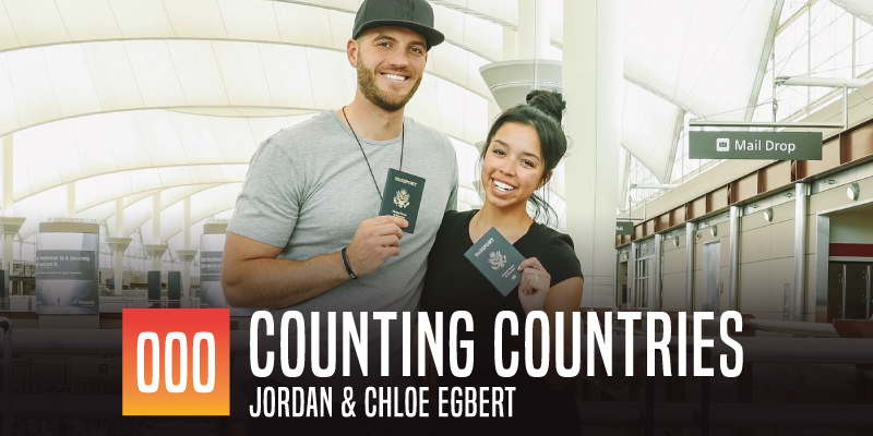 "PODCAST 077: ""Counting Countries"""