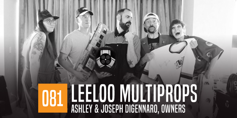 "PODCAST 081: ""Leeloo Multiprops"""