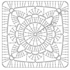 Pineapple Crochet Doily Diagram 2002 Kia Sportage Wiring Willow Square Blanket – Free Tutorial And Pattern | Your
