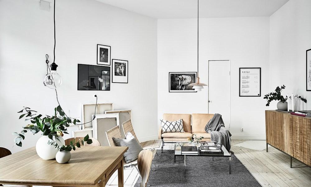 Small Apartment Modern Decor