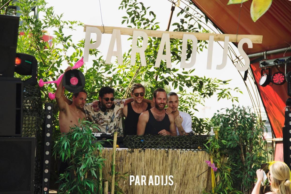 Paradijs festival