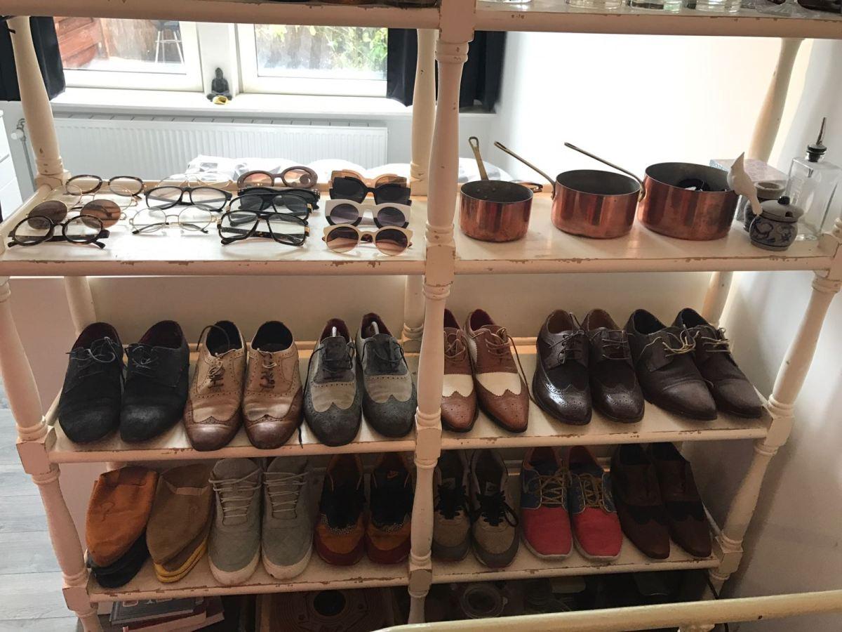 mounssif schoenen