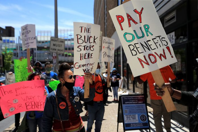 Jobless in Pa. Livid Over New Unemployment System Errors as State Declares Victory