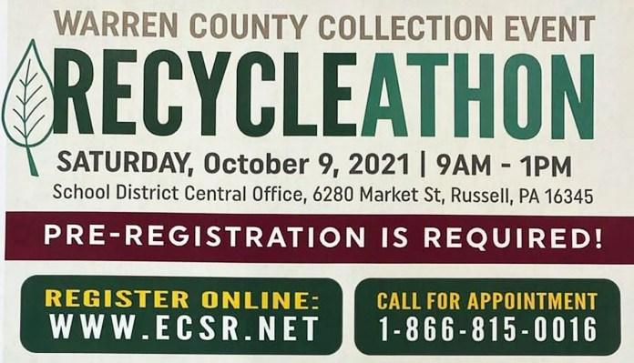Recycleathon