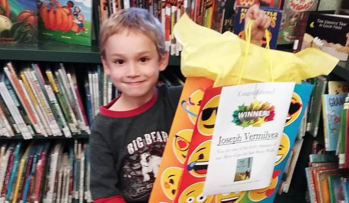 Library Announces Story Walk Winners