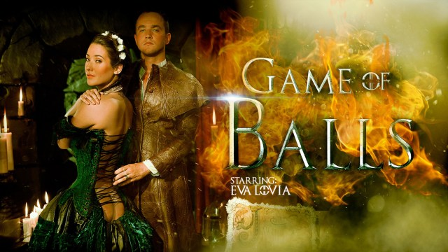 Eva Lovia - Game of Balls