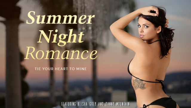 Keisha Grey - Summer Night Romance