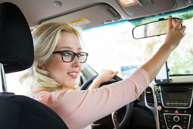 Samantha Rone in The Passenger