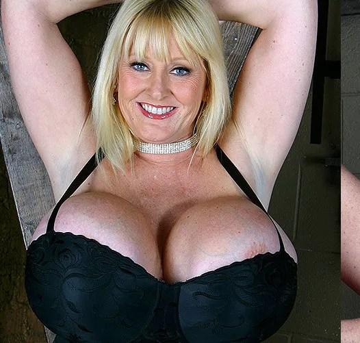 Huge Tits Lady Kayla Kleevage Titfuck Then Sex-5093