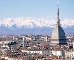 the city of Turin in Italy