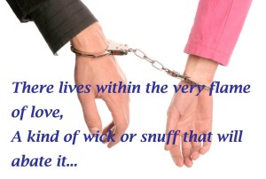 Feel stuck in a relationship? Here are some words to ponder