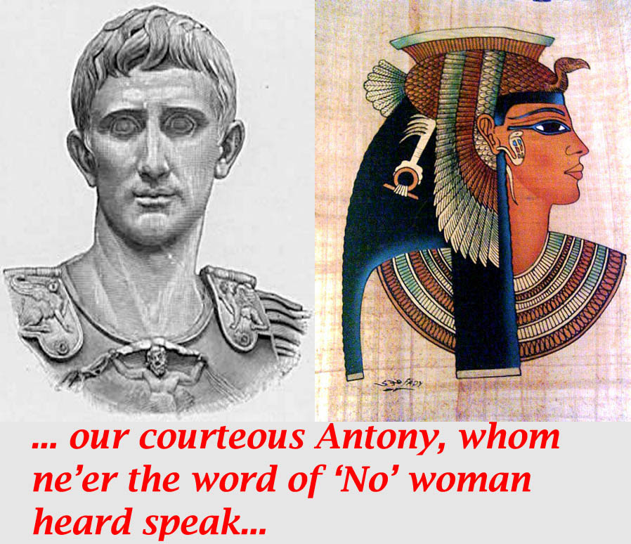 Antony And Cleopatra Shakespeare Quotes: Romantic Shakespeare Quote To Answer A Woman's RequestYour