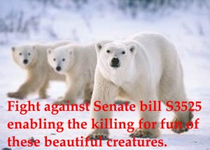 Oppose Senate Bill S 3525