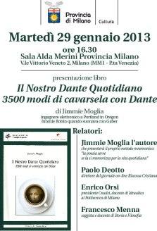 5. Annuncio presentazione Milano