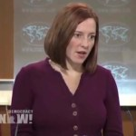 press review at the White House with Jen Psaki