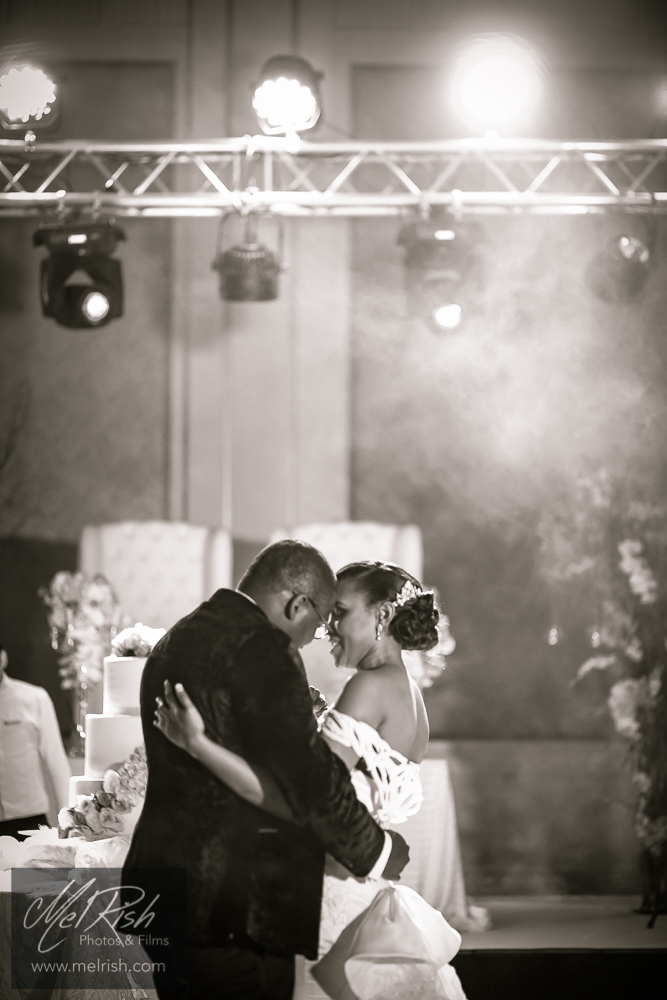 first dance wedding nigerian dubai wedding planner