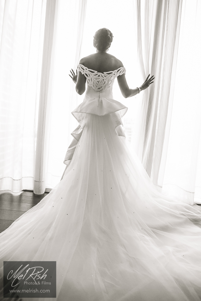 zac posen bride wedding nigerian dress