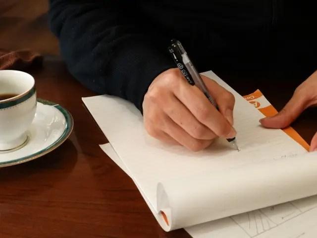 本の執筆の仕事