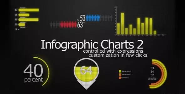 Video Infographic Charts 2