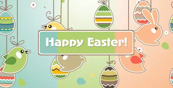 Easter Animation