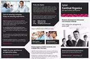Corporate / Business Tri Fold Brochure